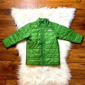 Old Navy Green Light Down Water Resistance Jacket